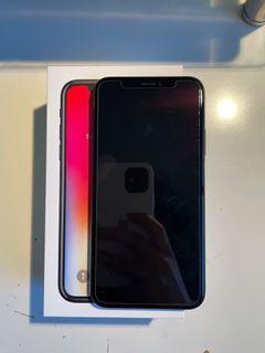 iPhone X - 64gb space grey