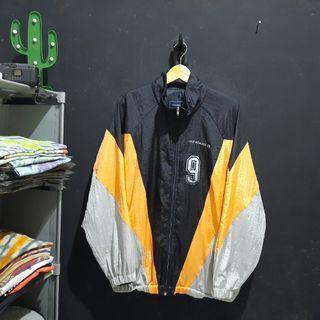 Jacket color block vision seoul vintage