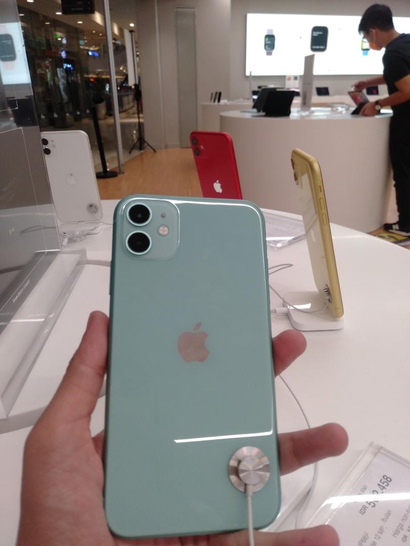 Jual iPhone 11 bisa kredit tanpa kartu kredit