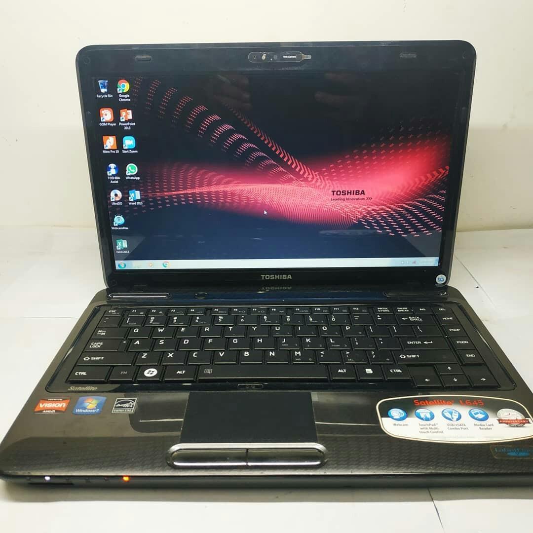 Laptop Toshiba L645D