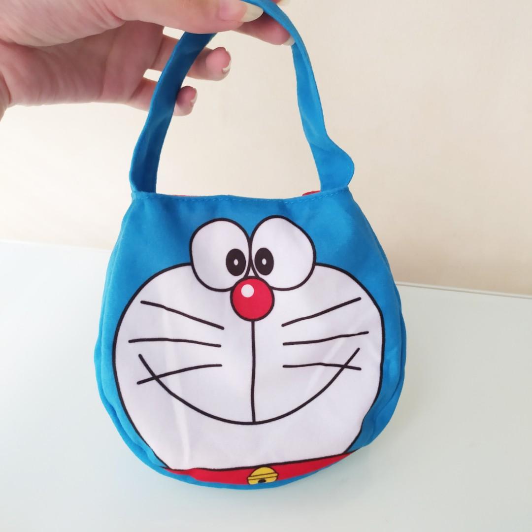 Mainan Anak Happy Meal Tas Doraemon