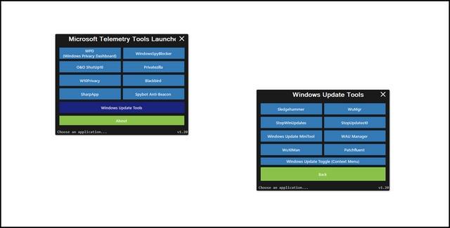 Microsoft Telemetry Tools Bundle Versi 2 Pro - Paket 18 Aplikasi yang Berguna Untuk Privasi dan Keamanan Windows 10