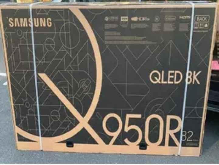 New flatsscreen tvs still in box