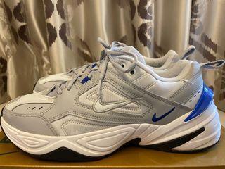 Nike m2k 灰藍 老爹鞋 增高 9成7新 正版 便宜賣