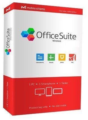 OfficeSuite Premium Versi 4 Pro - Aplikasi Office Suite Windows Complete Edition