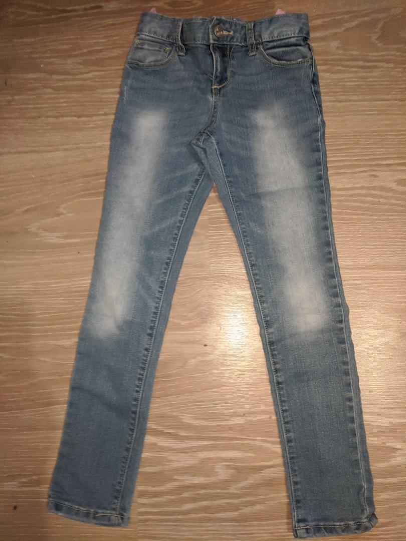 Old Navy Jeans and normal pants.