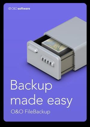 O&O FileBackup - Aplikasi Back Up Data Komputer - Windows