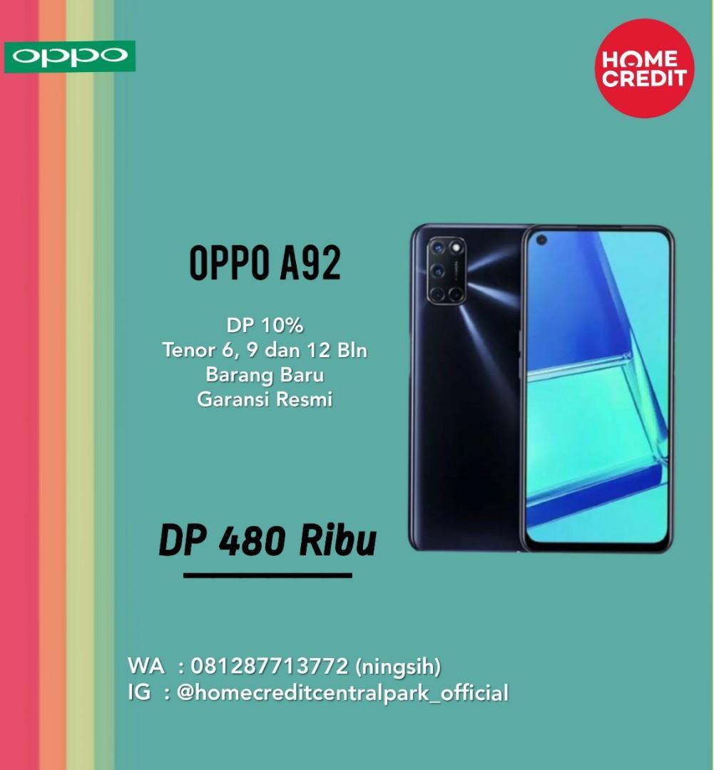 Oppo A92 Kredit DP Murah