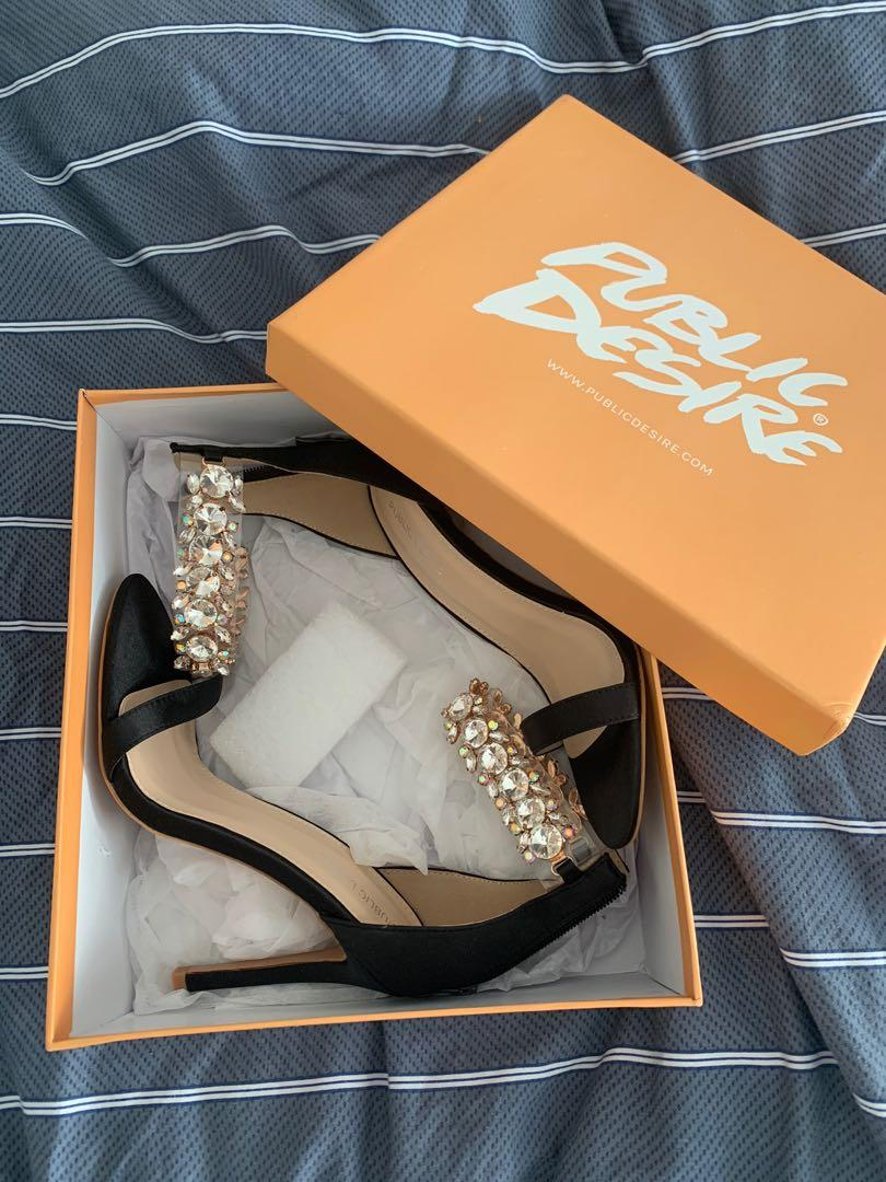 Public desire heels! Originally paid 65 cad selling for cheap