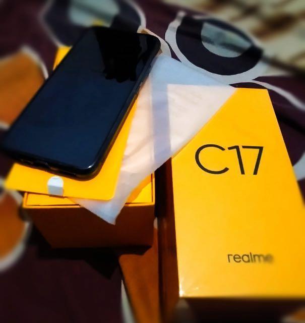 Realme c17 Snapdragon
