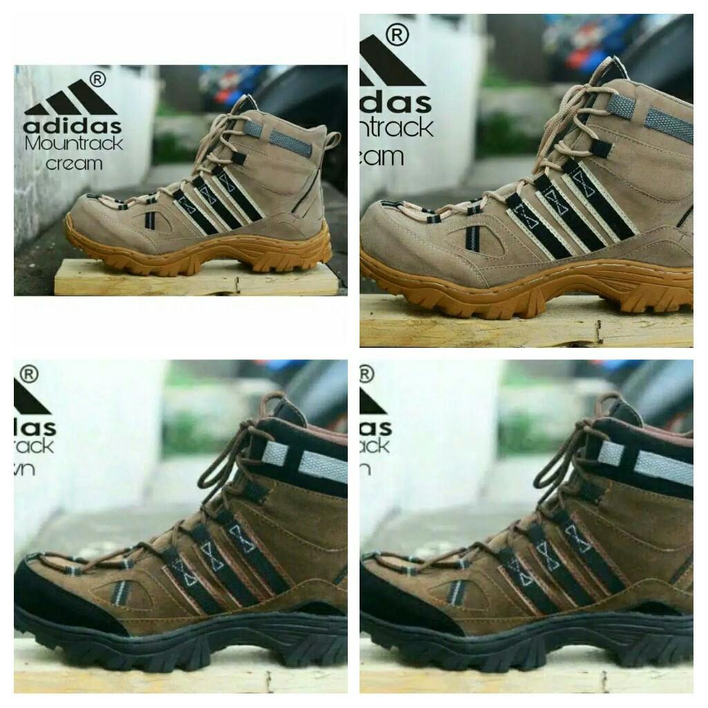 Sepatu Boots Safety adidas