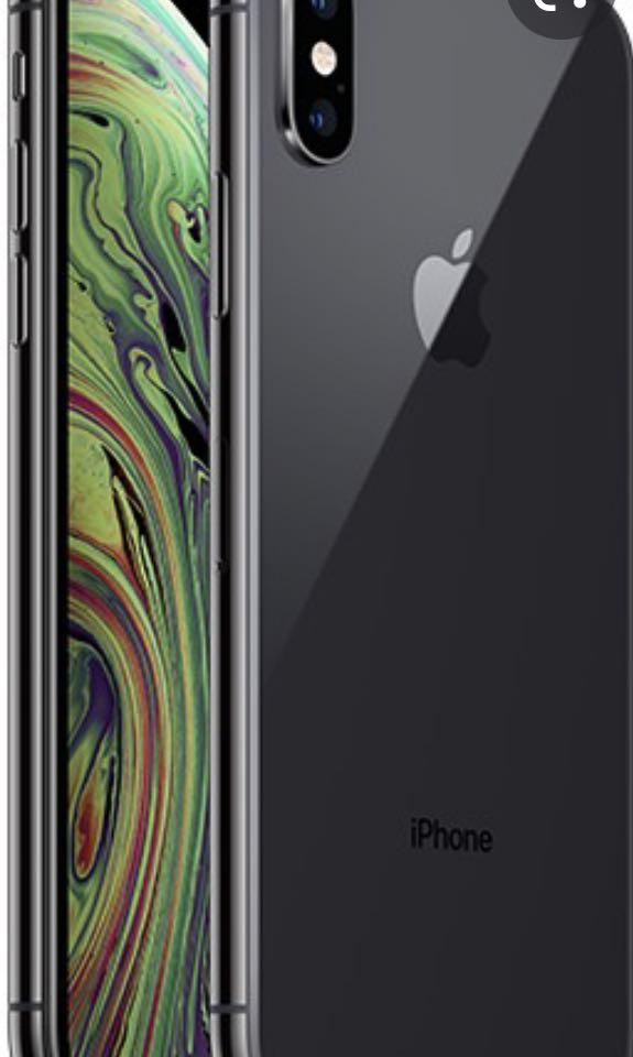 Silver IPhone 10 Pro Max