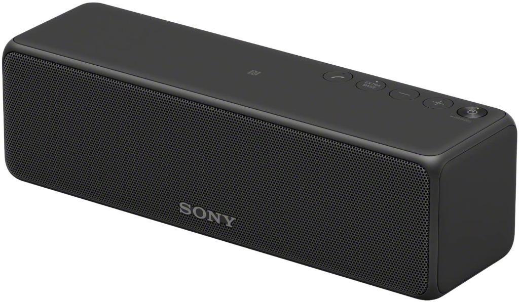 Sony SRSHG1BLK Hi-Res Wireless Speaker-Charcoal Black