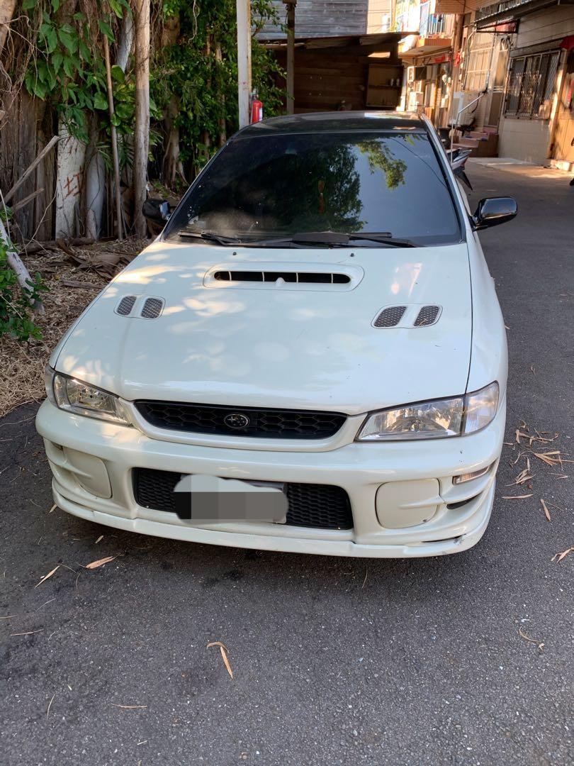 Subaru 硬皮鯊1.8