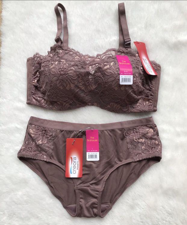 The brahouse bra set