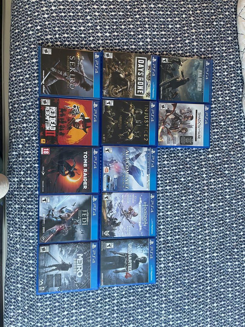 Top PS4 games