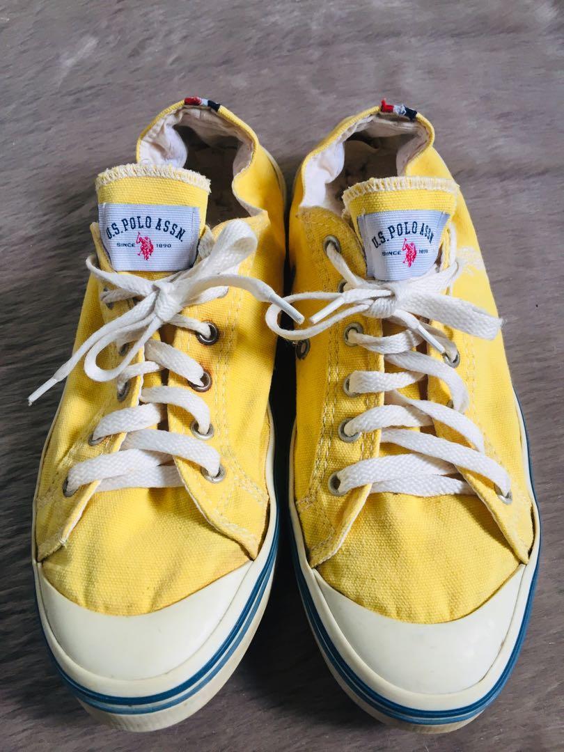 U.S Polo Assn. Converse Shoes, Men's
