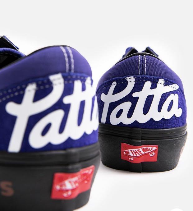 Vans x Patta Style 36, Men's Fashion
