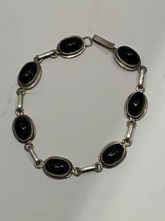 Vintage 925 Silver Bracelet