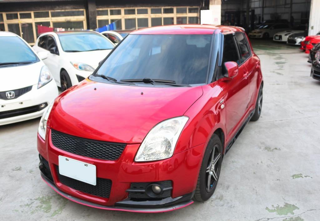 2006 SUZUKI SWIFT ✌️專辦全額貸☑️0元交車