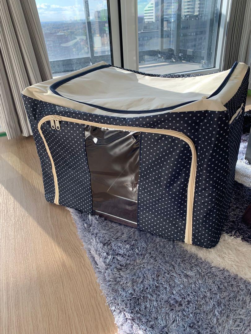 3*Clothes Storage Box/Organizer