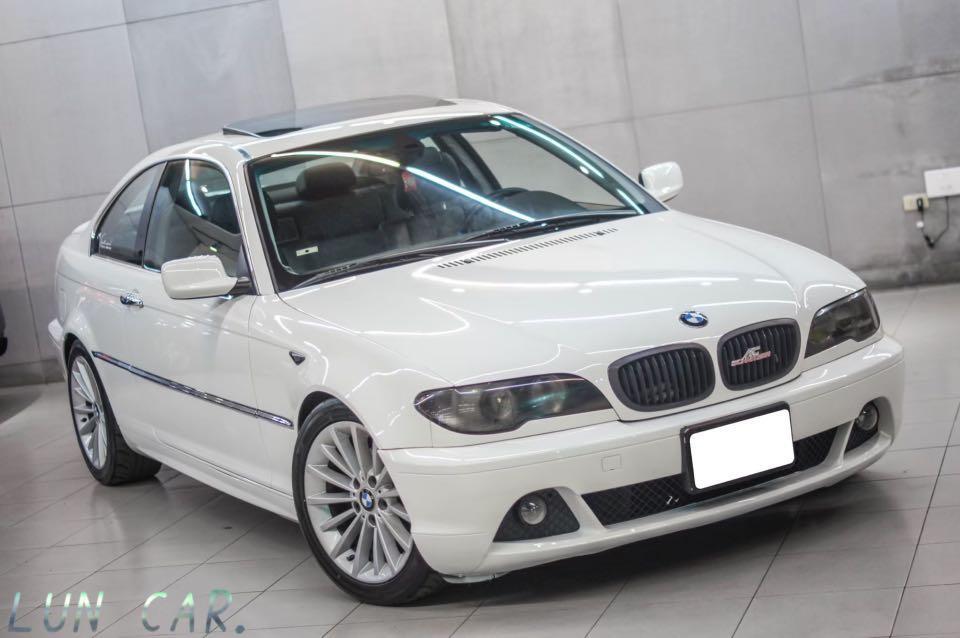 🐯 2005 BMW 寶馬 E46 318CI只要1X萬🦋月付4600