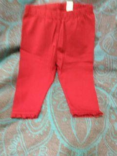 全新嬰兒長褲 3~6月 #二手價
