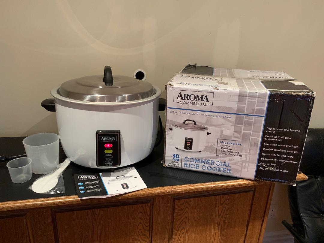Aroma Commercial Rice Cooker