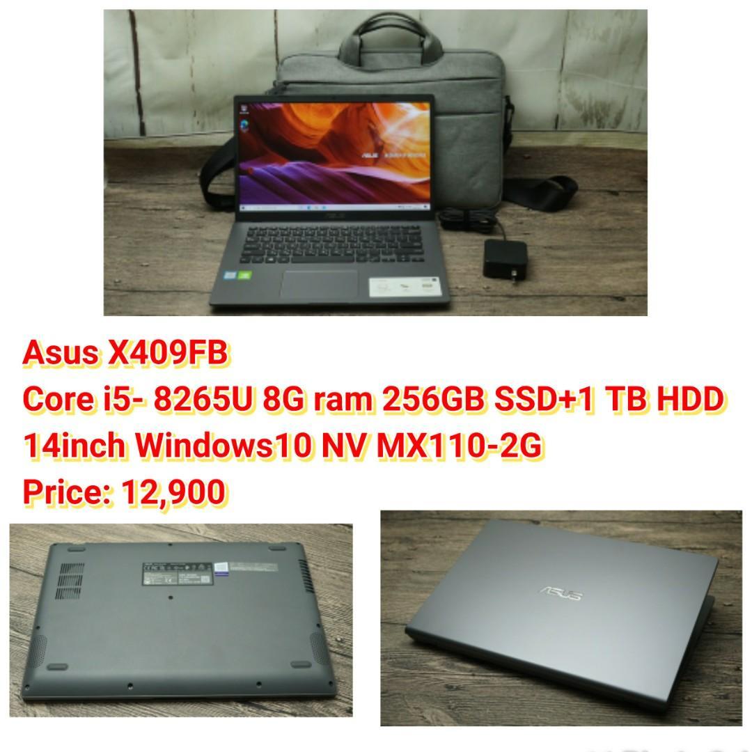 Asus X409FB Core i5- 8265U 8G
