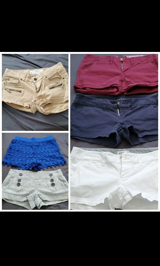 [BUNDLE] shorts