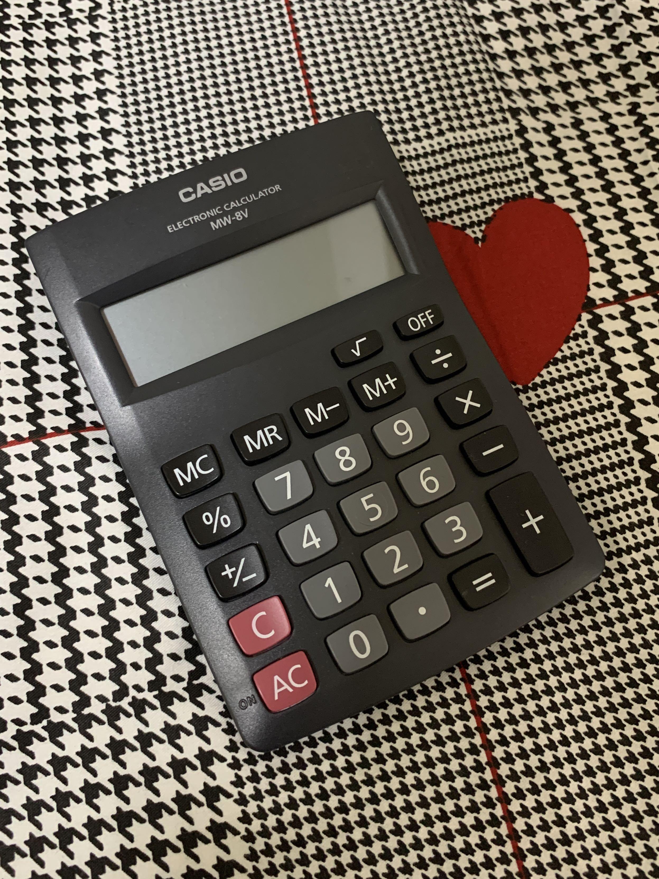 二手✨CACIO國考型計算機📈