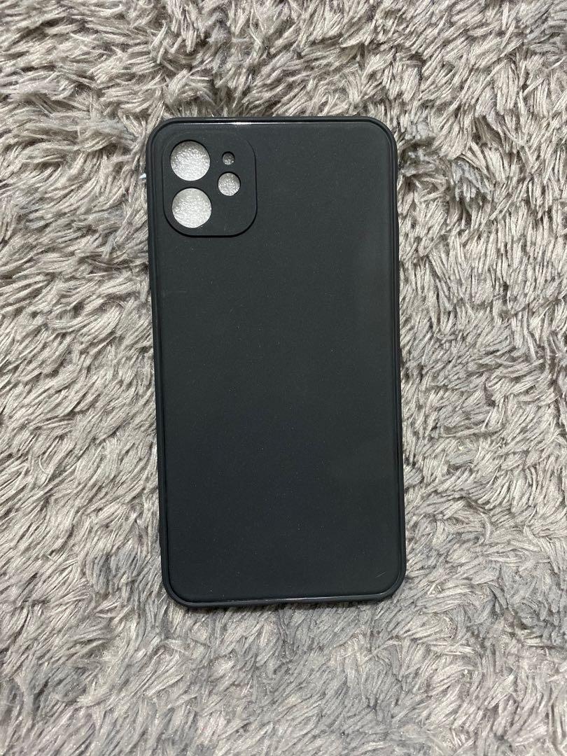 Case iPhone 11 Black