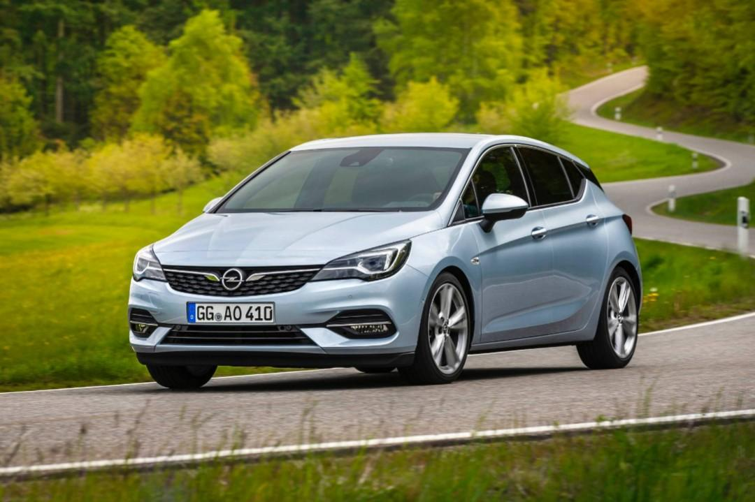 (Charles) Brand New Opel Astra K 2020 car rental