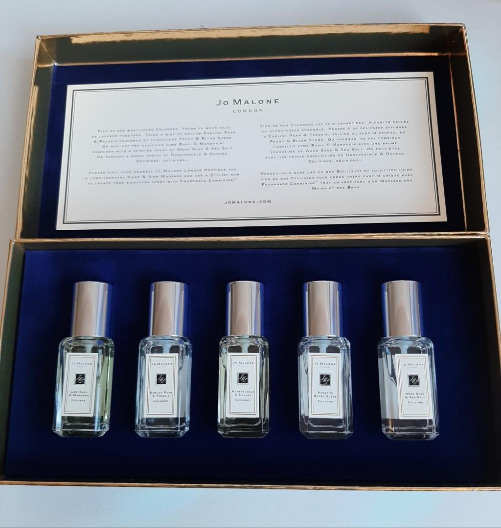 Brand New♡Never Used♡Cologne mini 5pc