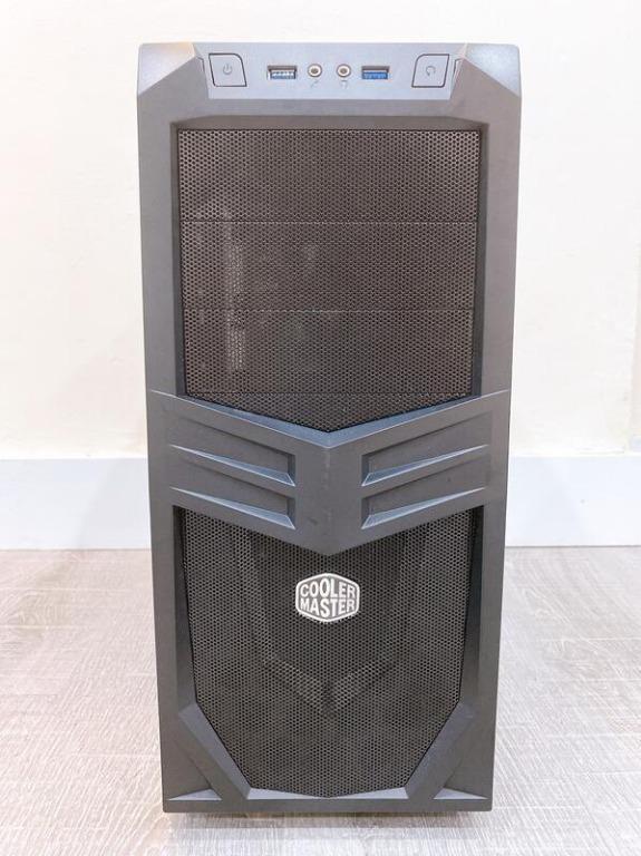 Cooler Master機殼i7-9700F 32G/2TB 組裝電腦主機 #保固中 #二手主機 #勝利店 00251