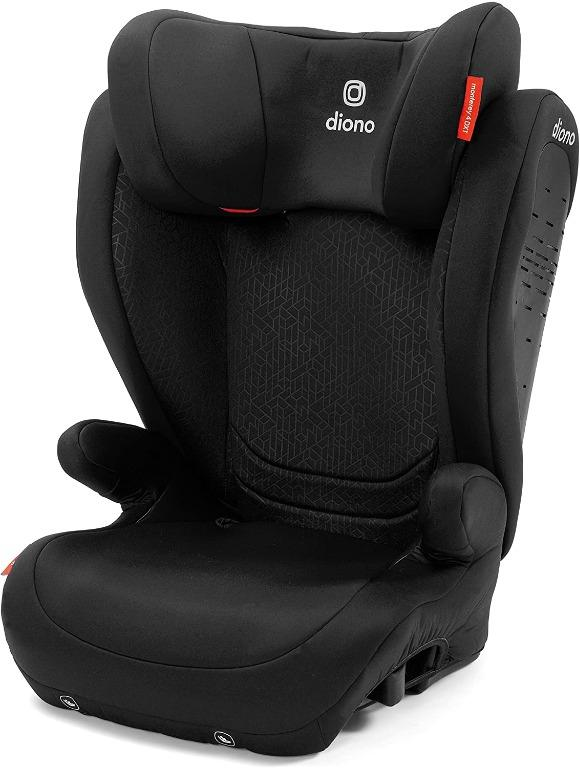 Diono baby Monterey 4DXT Latch, 2-in-1 Belt Positioning Booster Seat