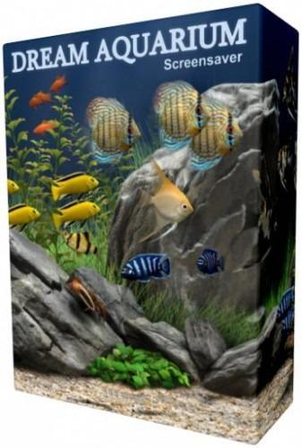 Dream Aquarium - Aplikasi Windows Screensaver Bertema Akuarium