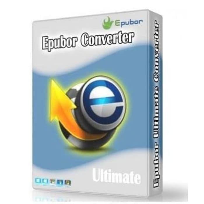 Epubor Ultimate Converter 3 Pro - Aplikasi Pembaca Ebook dan Ebook Converter di Windows