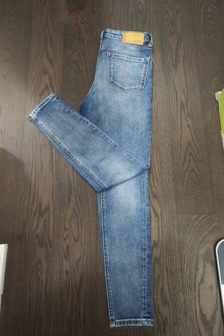 Frank & Oak Debbie Skinny Jeans