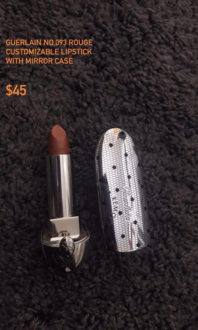 GUERLAIN Lipstick & Lipstick Case