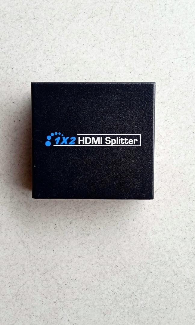 Hdmi Splitter 1 x 2 port