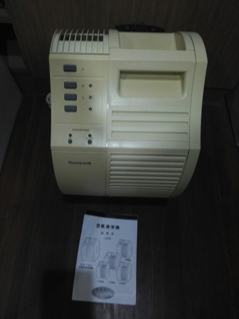 Honeywell  空氣清靜機17000