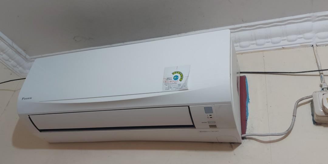 Indoor daikin 3/4