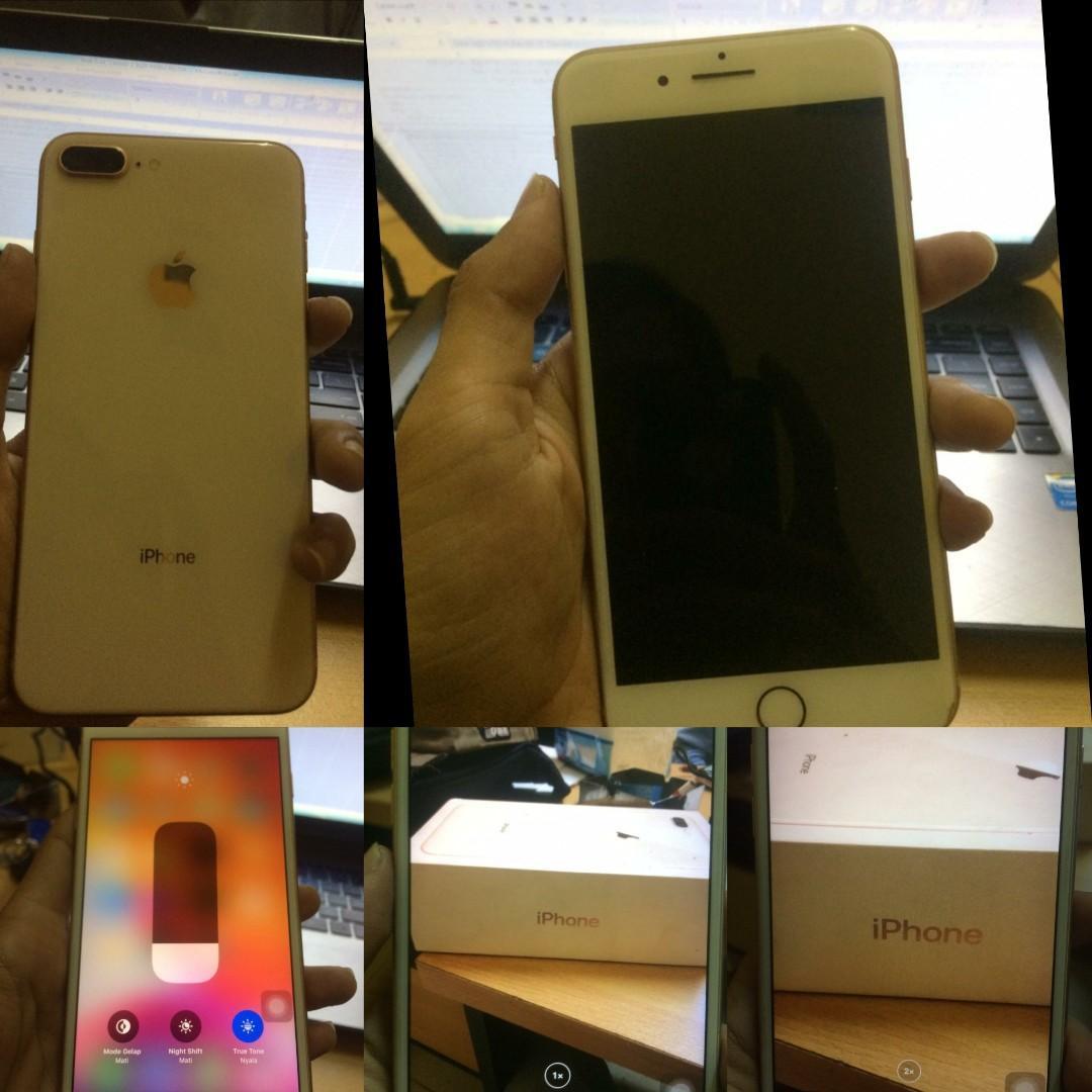 iPhone 8 plus nominus