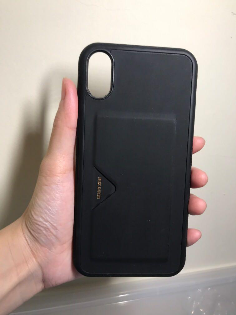 iPhoneX card case