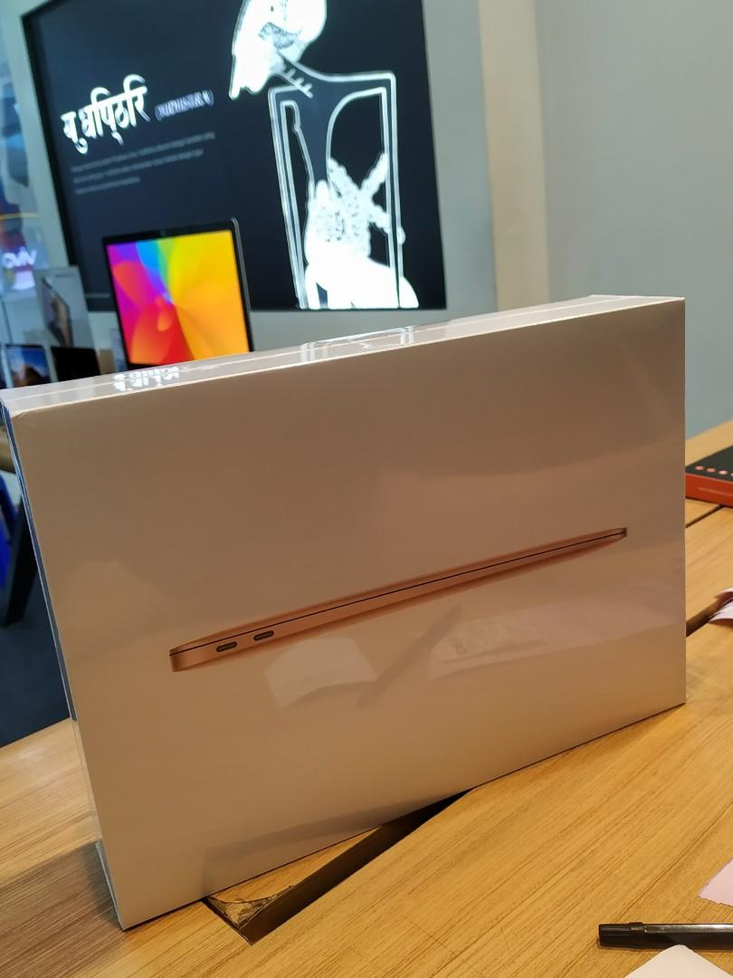 Kredit Macbook Air 2020 MWTL2IDA Garansi iBox Free admin Dp 10%