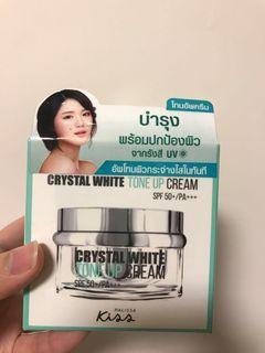Malissa Kiss Crystal White Tone Up Cream 水晶防曬面霜