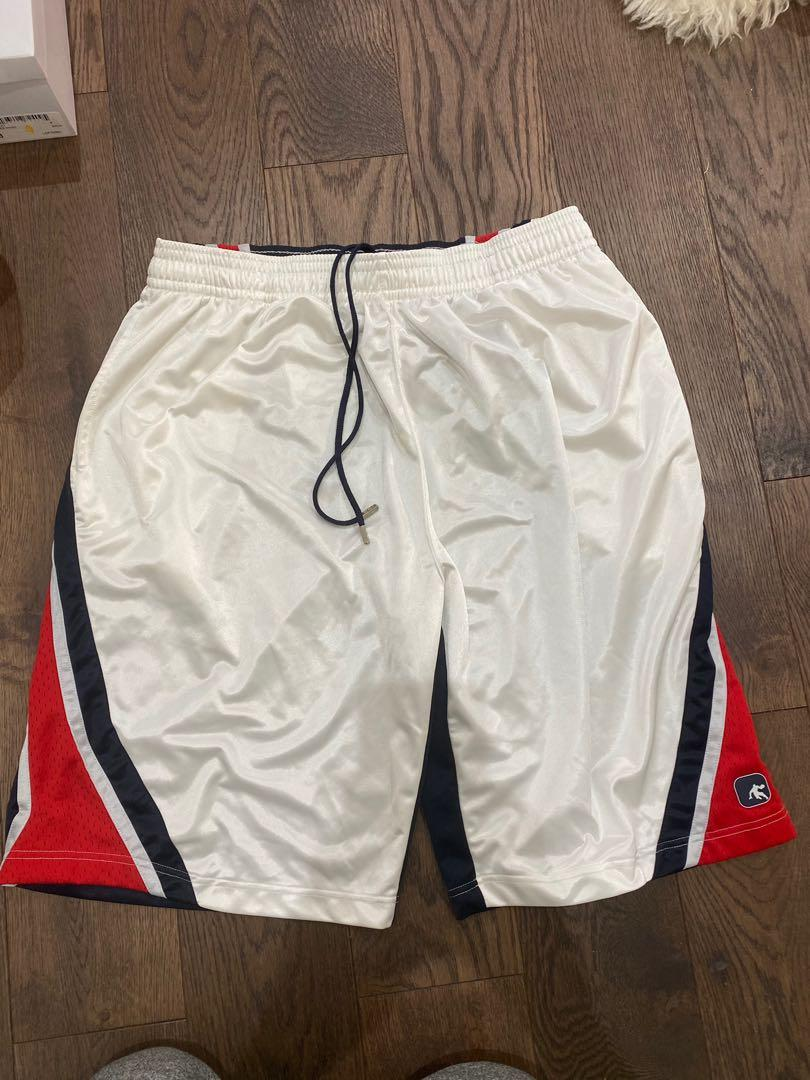 Men's AND1 basketball shorts size XL