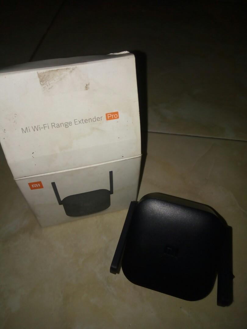 Mi wifi range extender