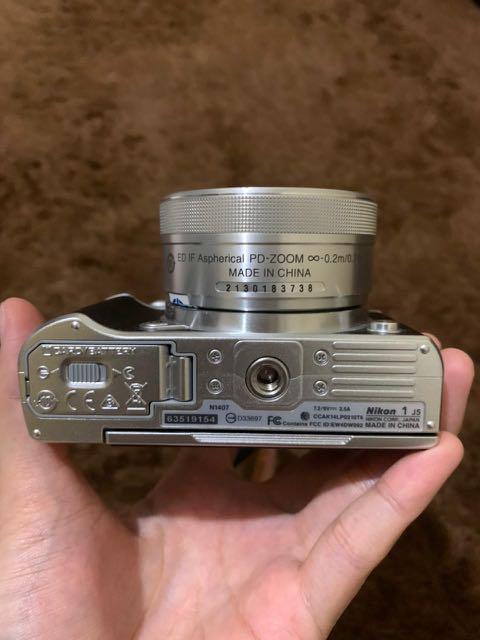Nikon 1 J5 mirrorless